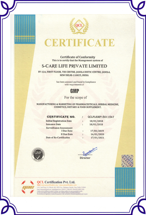 S-Care Life – A Complete Herbal & Personal Care Products